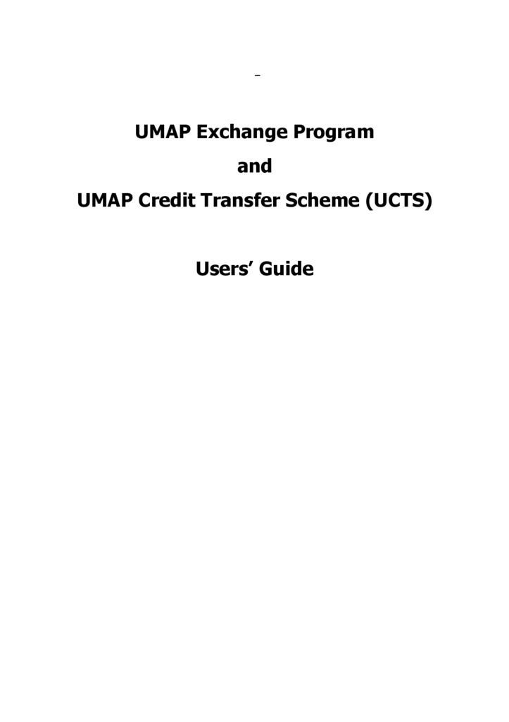 thumbnail of 【uploaded on website】UCTS_Users'_Guide