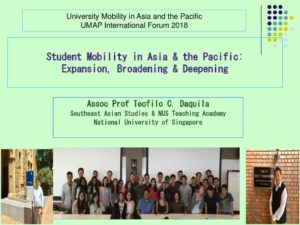 thumbnail of 4. Prof Teofilo C Daquila – Student Mobility in Asia and the Pacific – revised